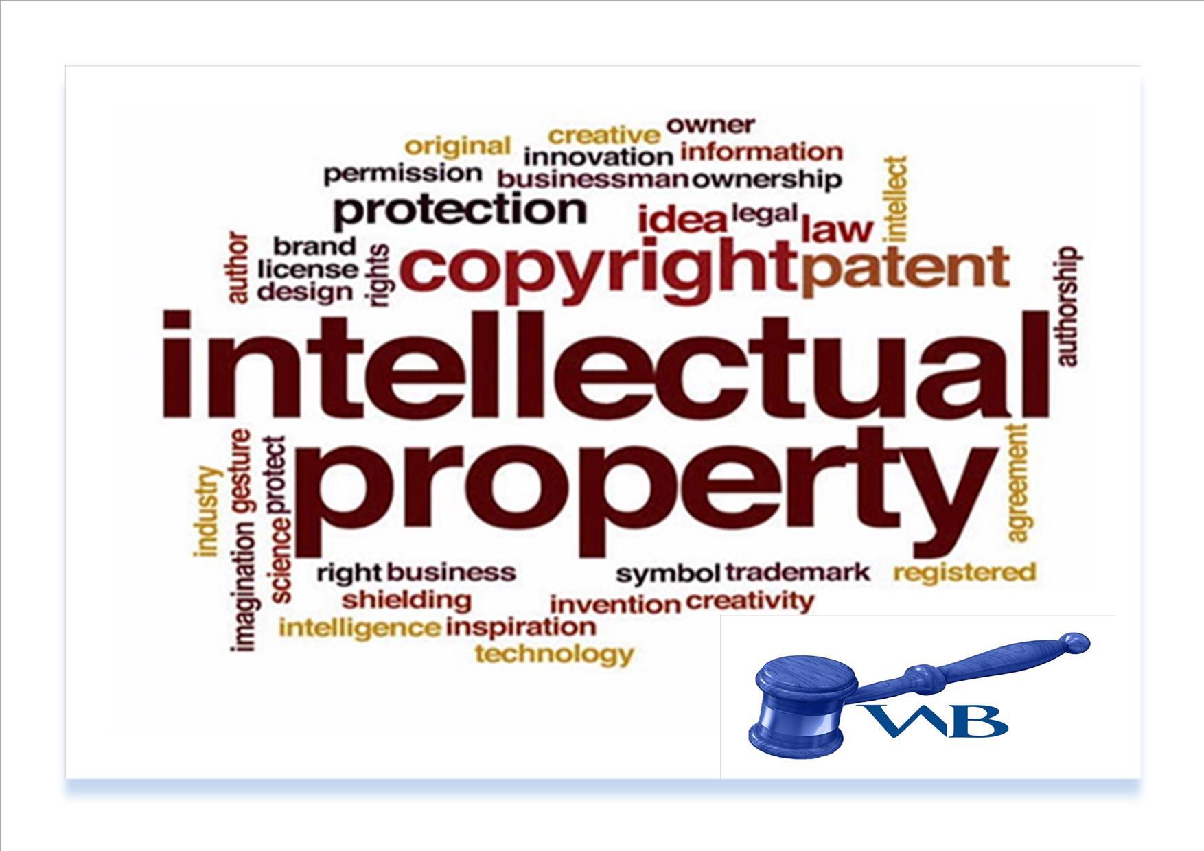 1 Intellectual Property